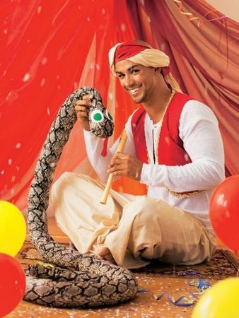 Костюм заклинателя змей (шальвары)