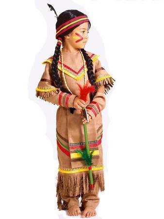 Маскарадный костюм «Маленькая Лилия»