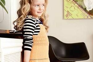 Сарафан с вышивкой «Буфы»