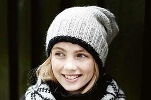 Подростковая шапочка