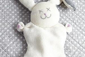 Игрушка-подушка «Зайчик»