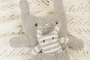 Мягкая игрушка «Кролики»