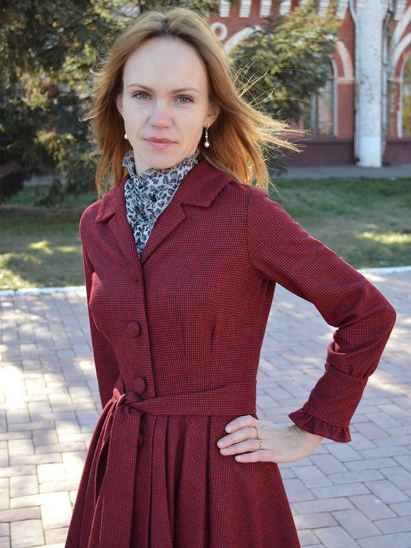 Платье «Осень-Зима»
