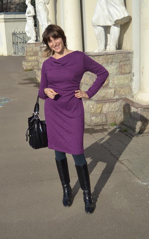 «Октябрьское» фиолетовое
