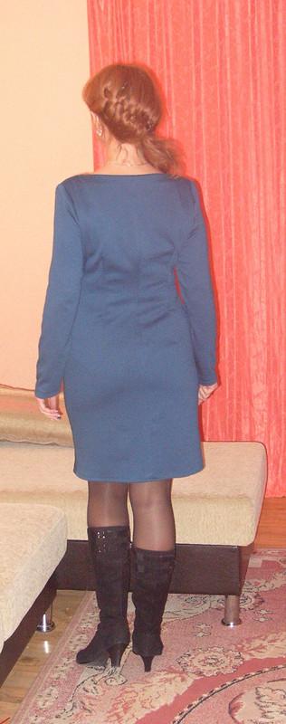 Платье октября