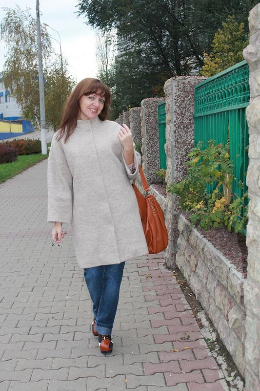 Пальто встиле ретро