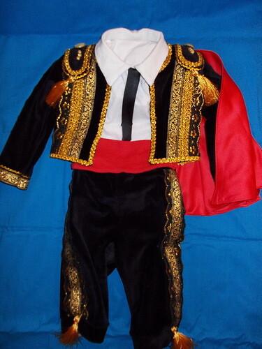 костюм Тореодора
