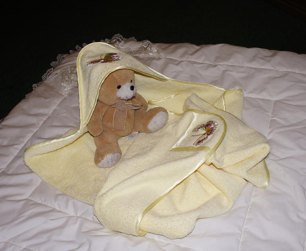 Полотенце длямалышки