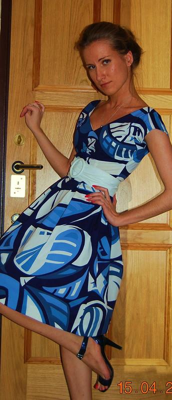 платье сподьюбником