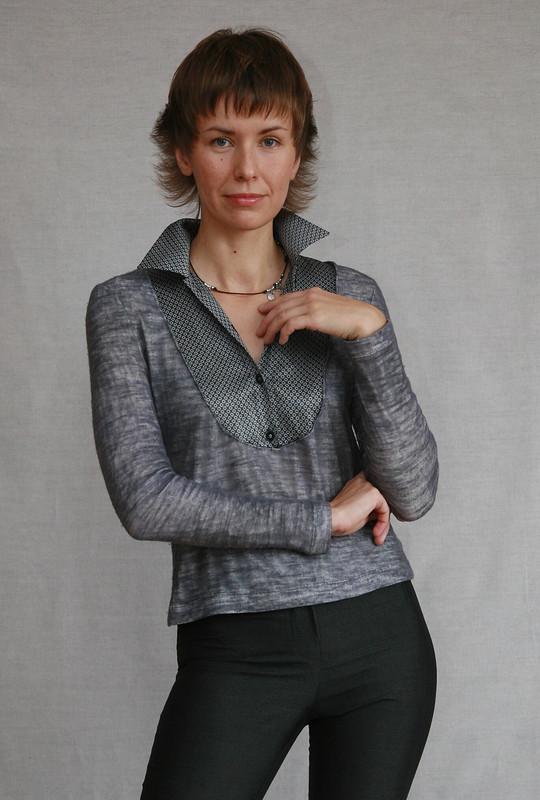 Блуза 2/2006#125 B