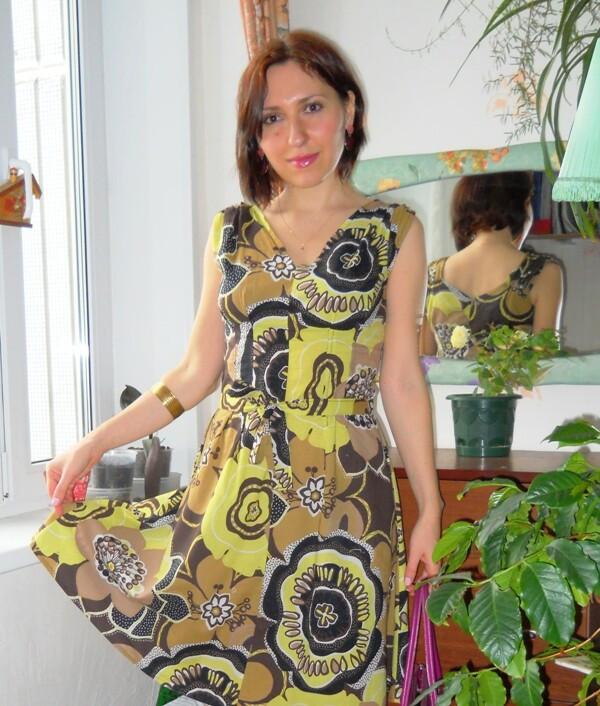 Платье 120 06/2008