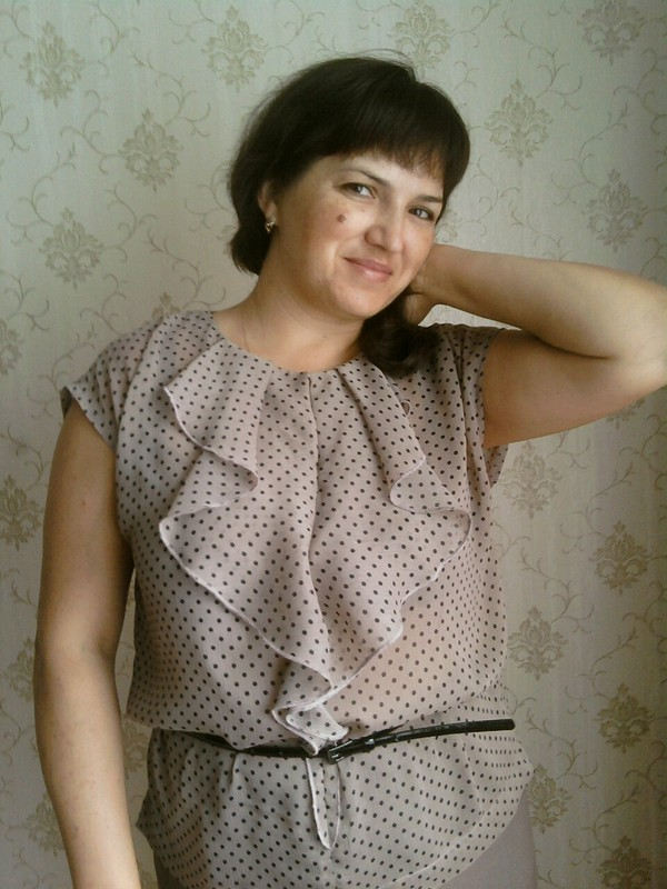 Моя блузка от starlight