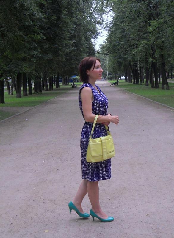 Платье 114 B, 06/2012