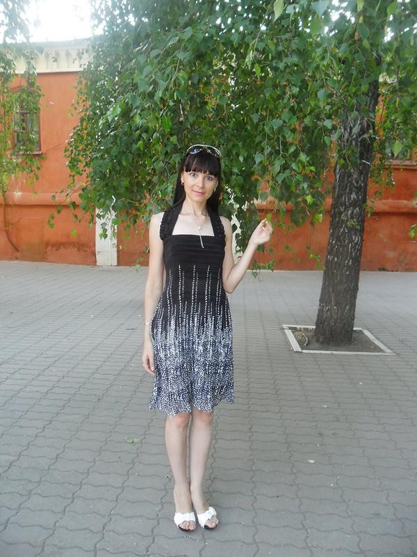 Летнее платье от Анюта Л