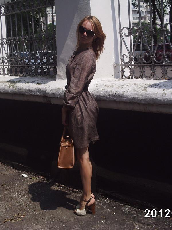 Платье встиле «бохо»