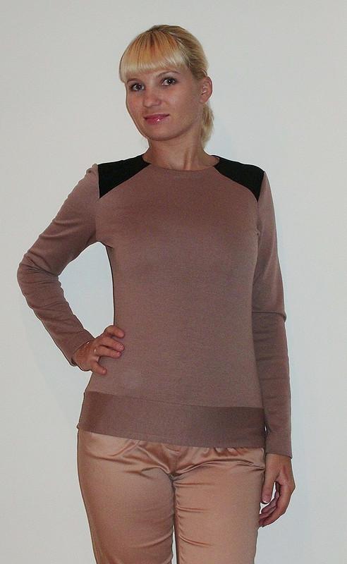 пуловер изостатков
