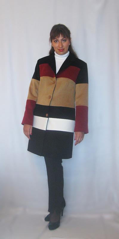 Пальто ибрюки