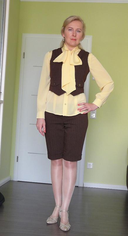 Классическая блуза & Co