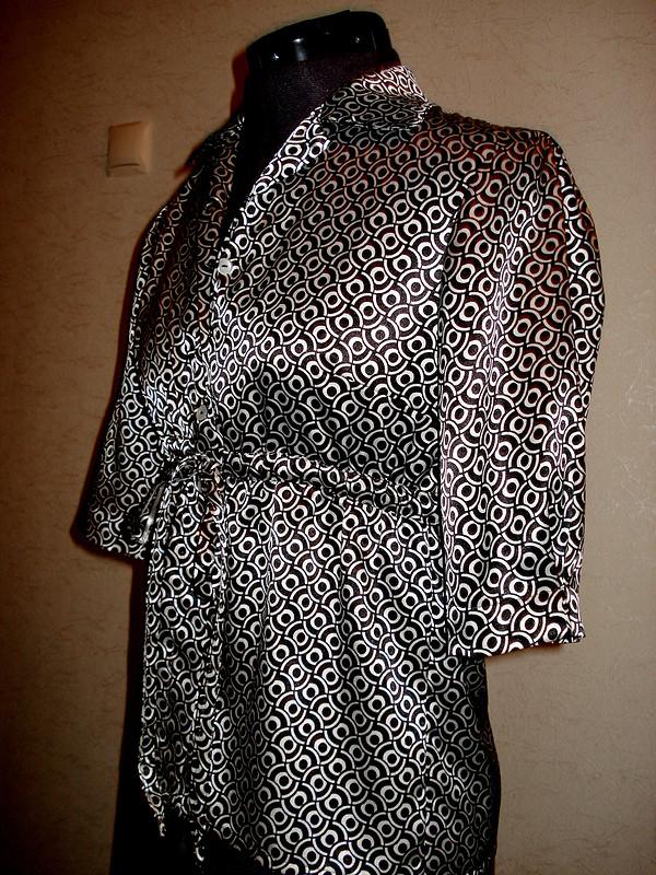 Блуза накулиске