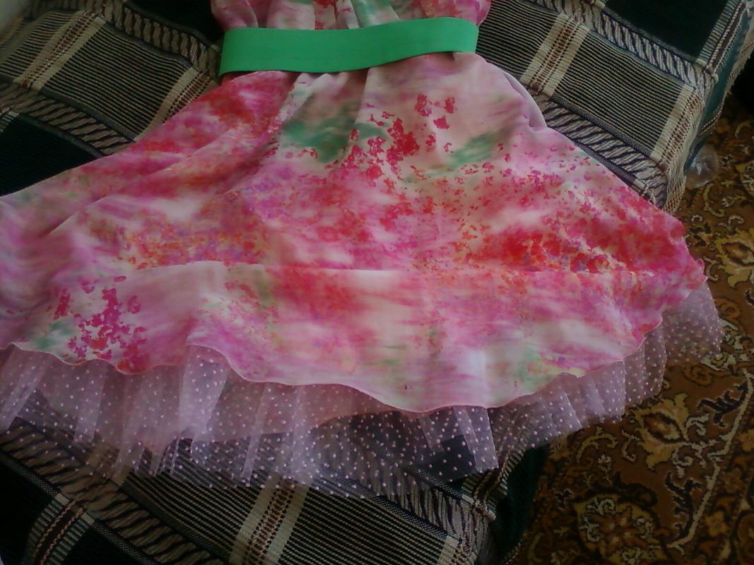 Платье навыпускной от tatiana1979