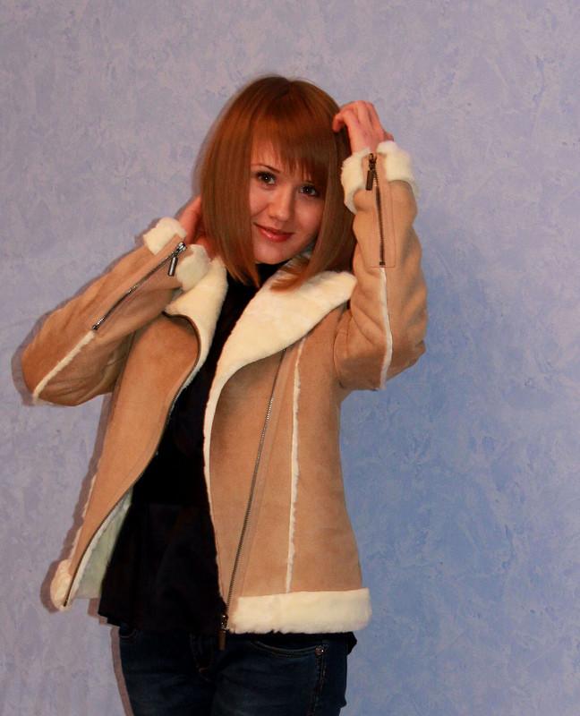 куртка - авиатор