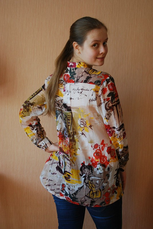 Французская рубашка