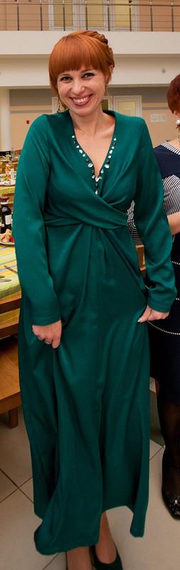 «Старое» платье