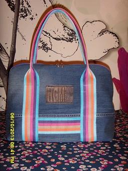 Работа с названием Новая сумочка HGM