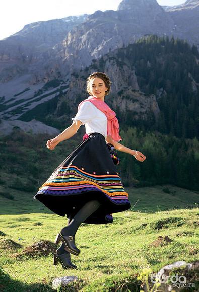 Модный этно-стиль