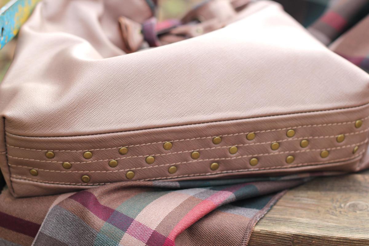 Кожаная сумочка «Сны оШотланднии»