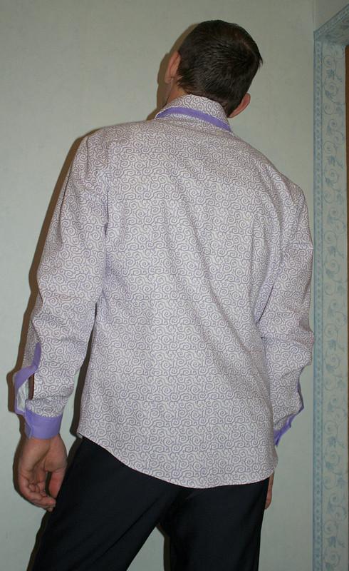 «Французская» рубашка или Вот так иищут клиентов