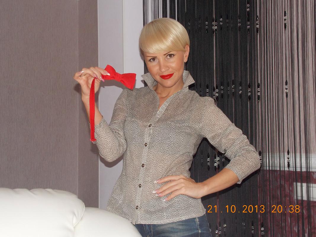 Блуза от Машуля Курагина