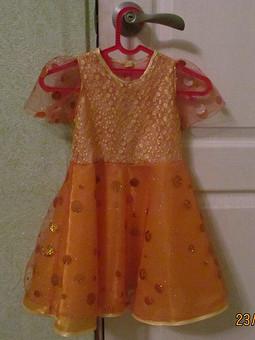 Работа с названием Платье для племянницы