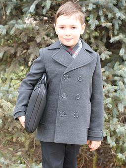 Работа с названием пиджак для мальчика