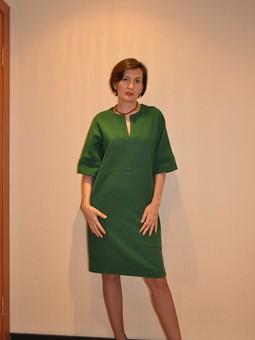 Работа с названием Мой любимый - зеленый! (дебют на форуме).