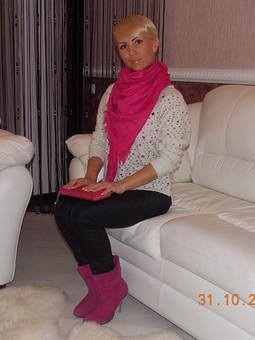 Работа с названием Новый ,давно задуманный ,молью поеденный пуловер))!!