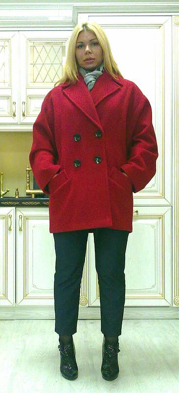 Брючное пальто от YliaM