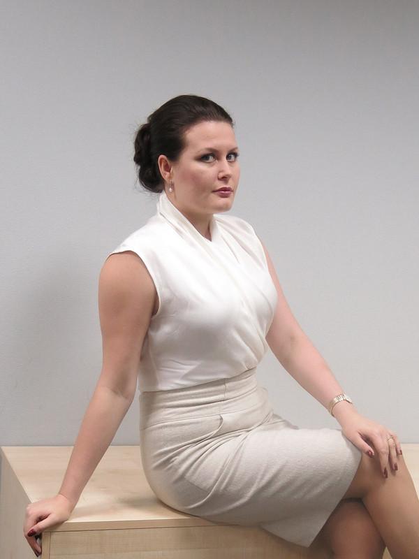 Блуза Грейс Келли