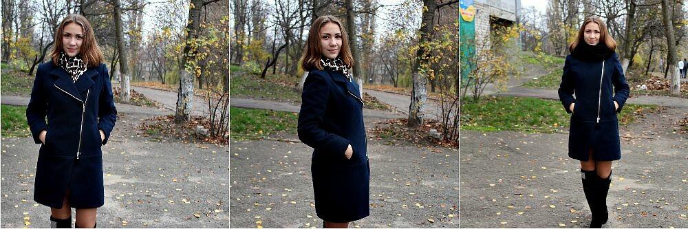 Пальто длялюбимой дочери