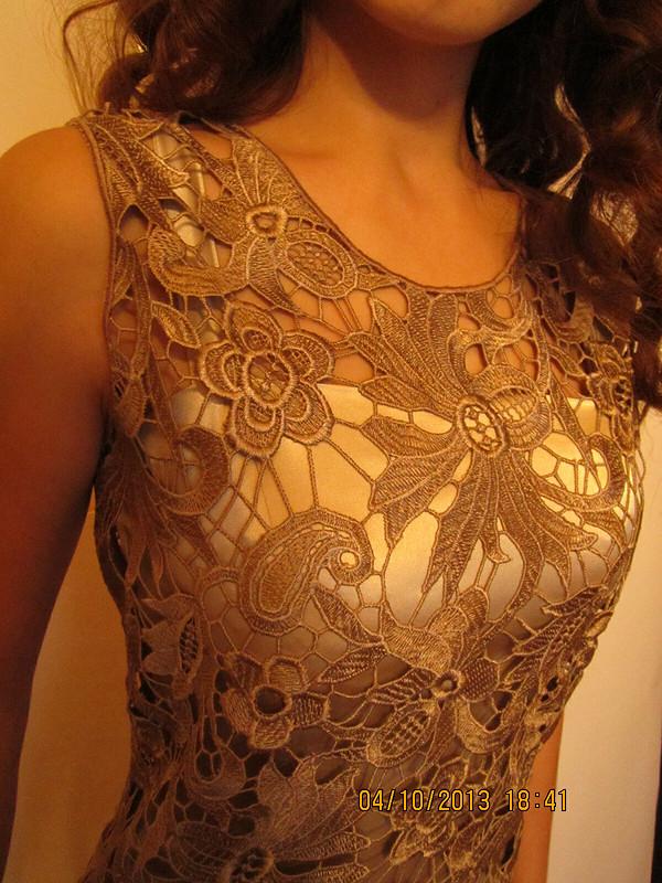 Роскошное платье от Lyubov  Komissarova