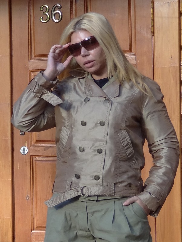 Куртка дляотпуска