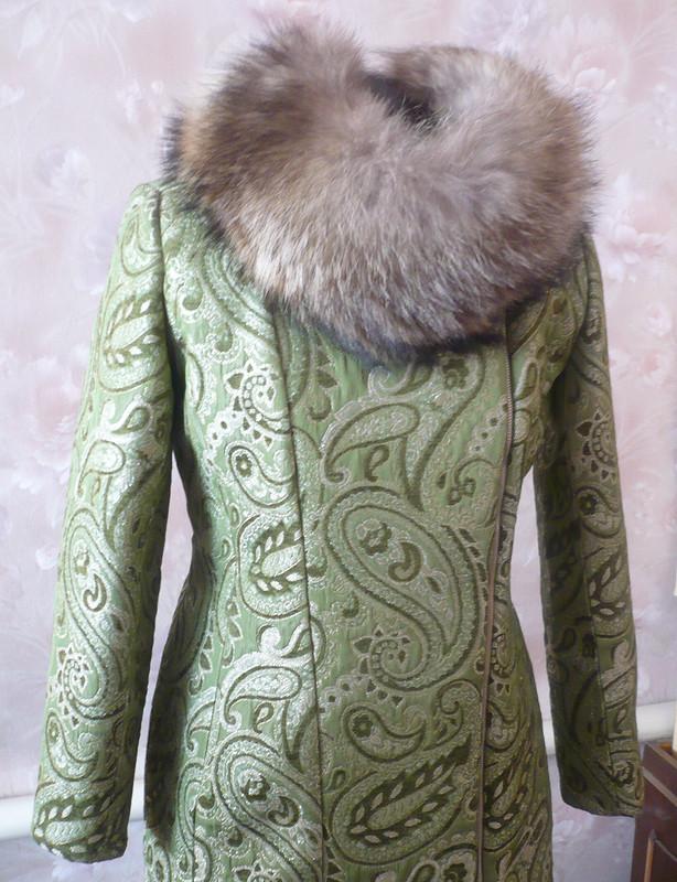 Пальто измебельной ткани.... от DaShulya