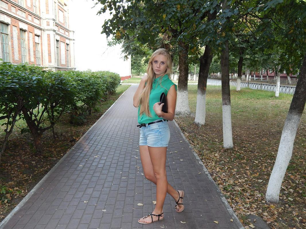 Любимая блузка от NellyKostina