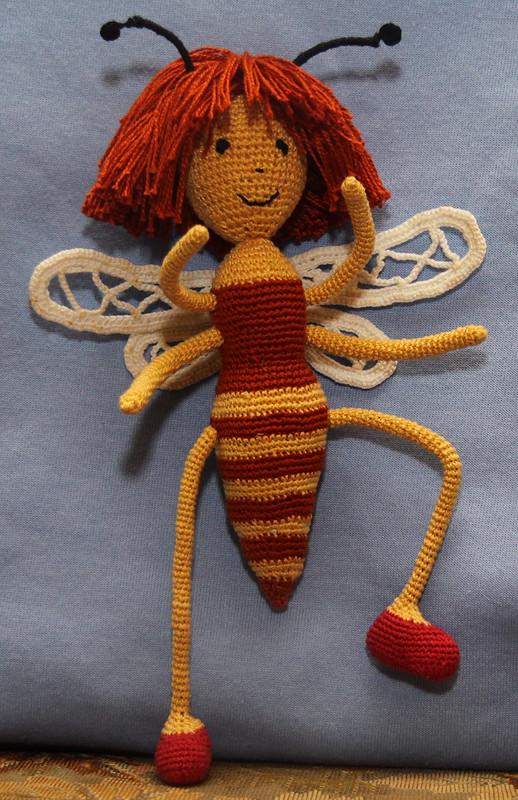 Веселая пчелка от AnutaZ