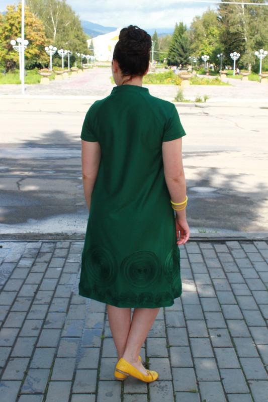 Деловое платье длябудущей мамы
