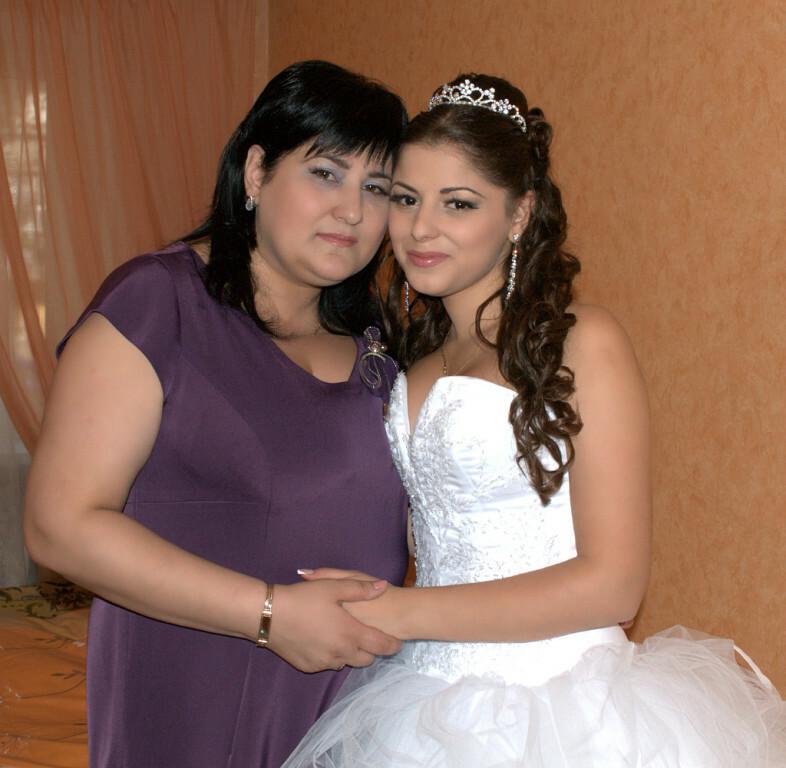 На свадьбу от Ольга