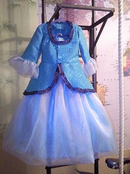 Работа с названием Платье для Золушки