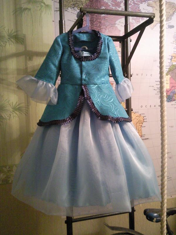 Платье дляЗолушки от Ольга07