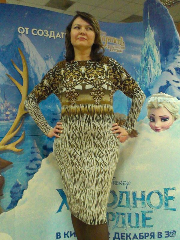 платье безвыкройки от Ольга07