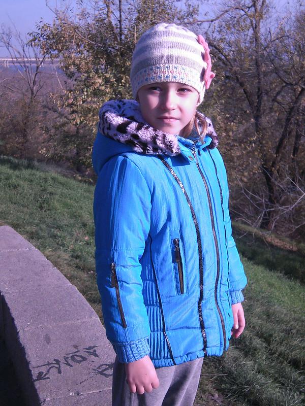 Зимняя куртка от Irchen